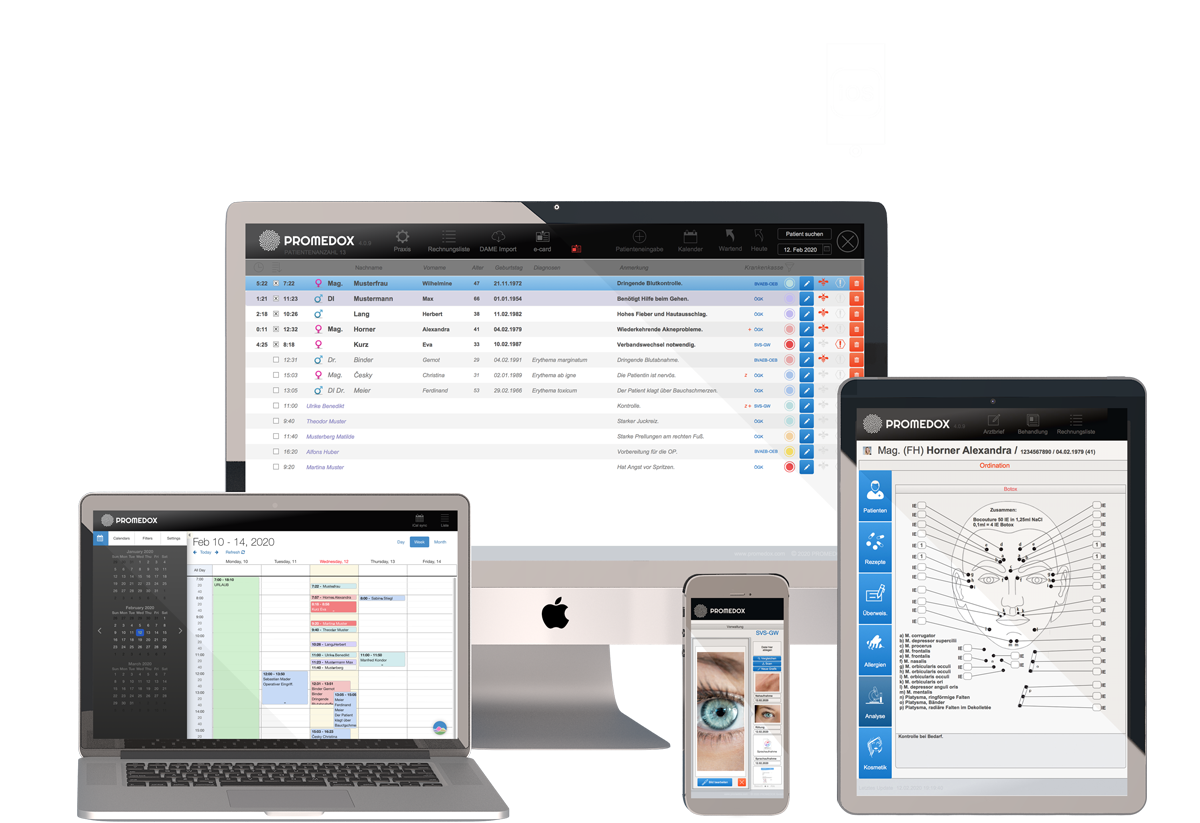 Arztsoftware Apple