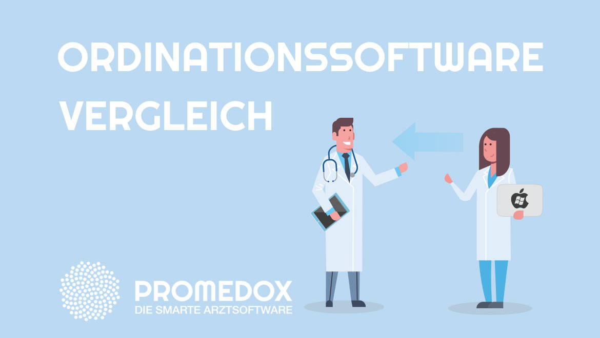 Ordinationssoftware Vergleich
